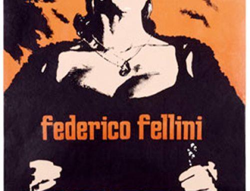 Roma di Federico Fellini